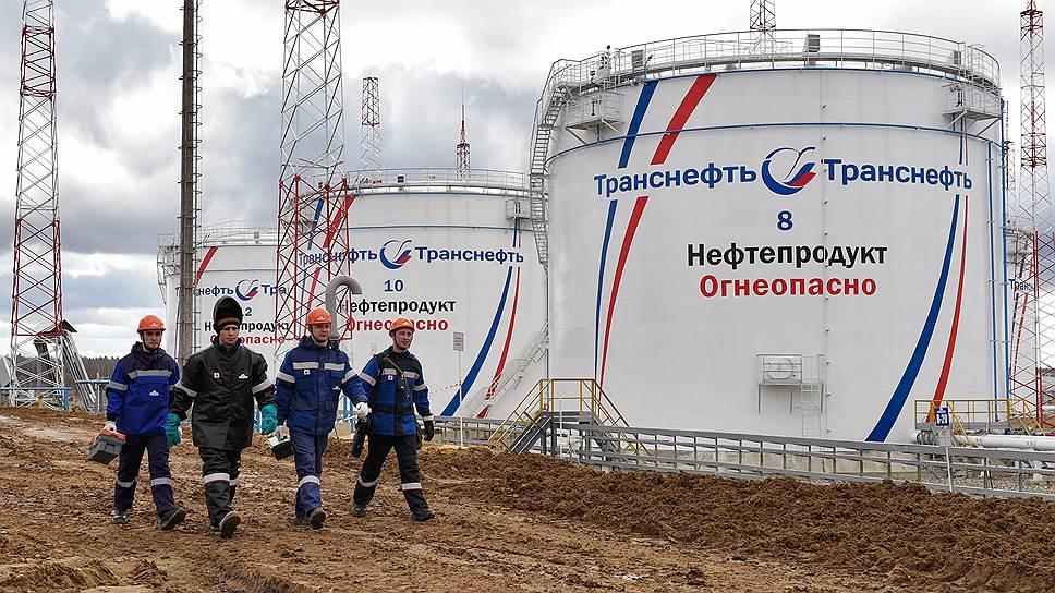 Как хлор разъедает дивиденды «Транснефти»