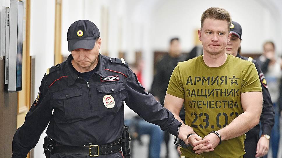 Бывший сотрудник управления «К» ФСБ  Андрей Васильев