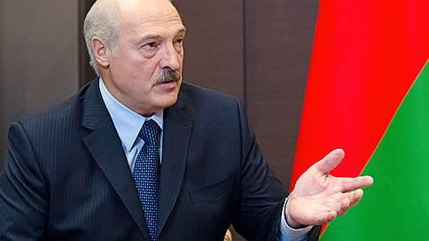 Белоруссия ищет себе нефть в Казахстане // Александр Лукашенко видит препятствие только в России