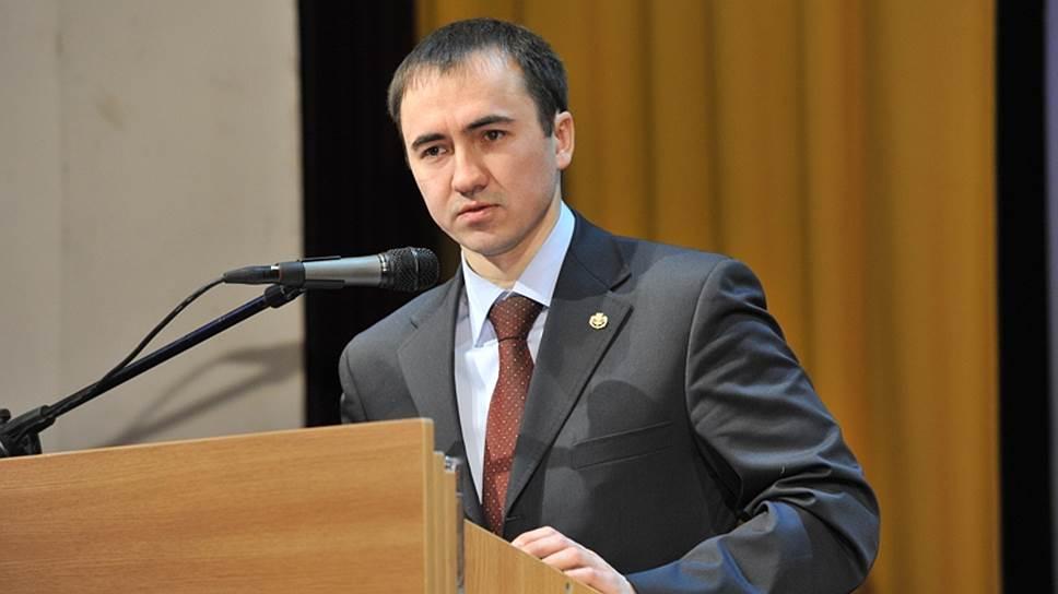 Вице-премьер Чувашии Владимир Аврелькин