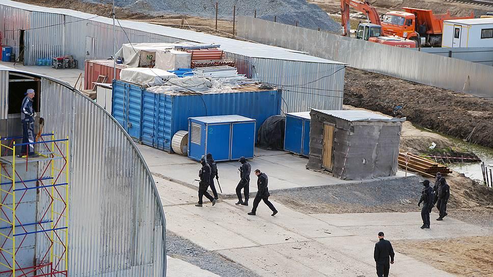 Строительство мусорного полигона на станции Шиес Архангельской области