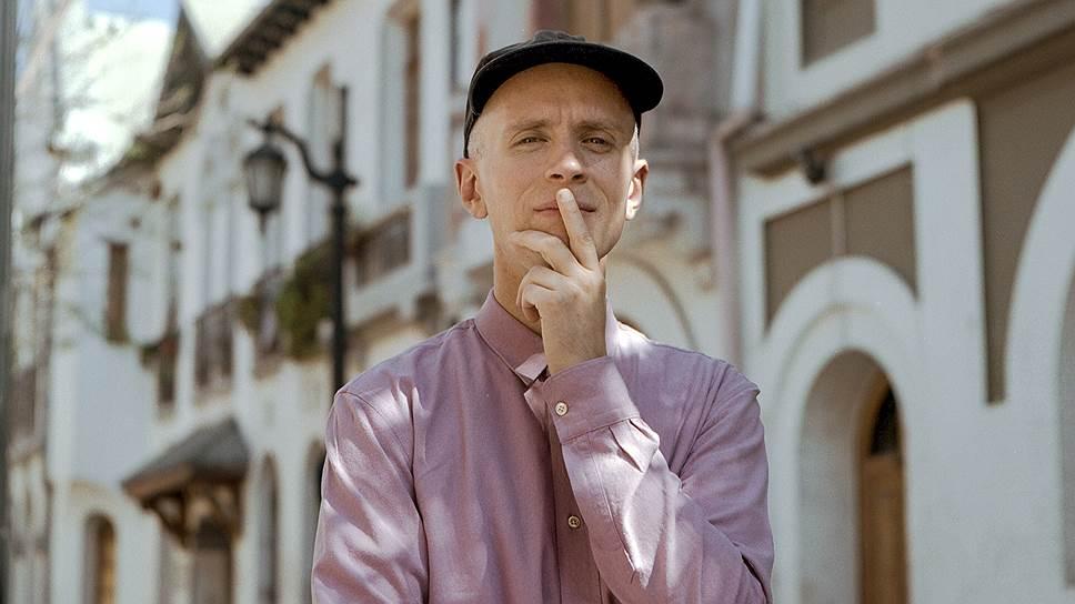 Музыкант Йенс Лекман