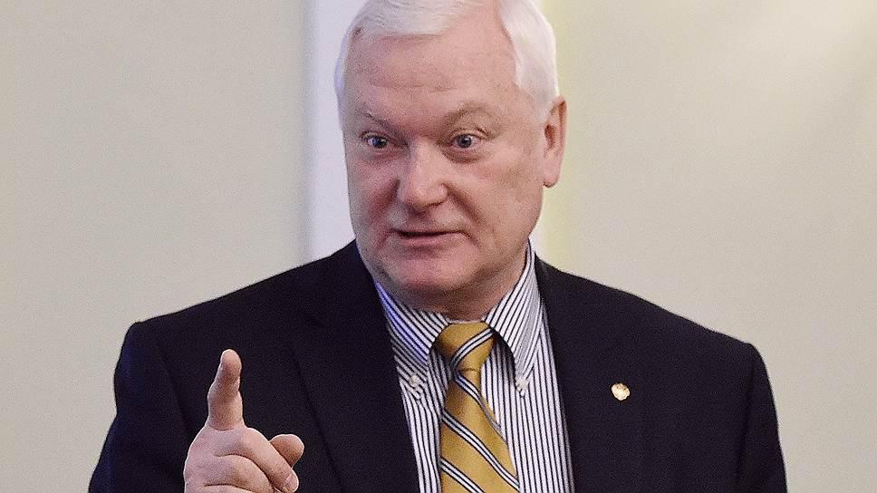Спецпредставитель президента РФ Андрей Крутских