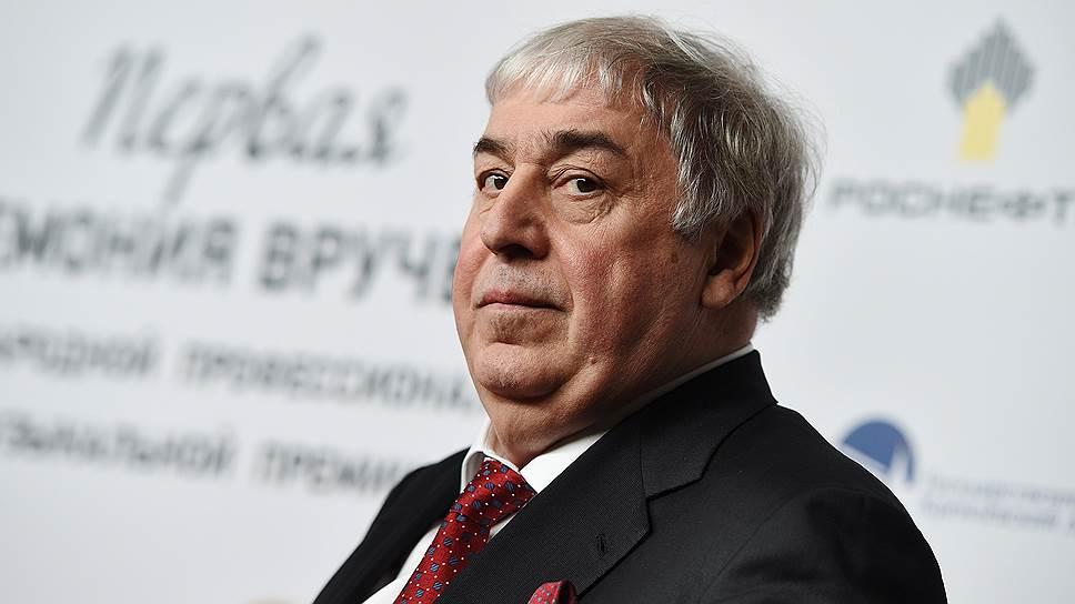 Предприниматель Михаил Гуцериев
