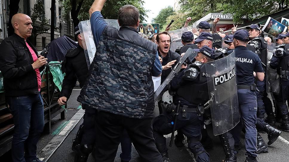 Как США хотят помирить Белград с Приштиной