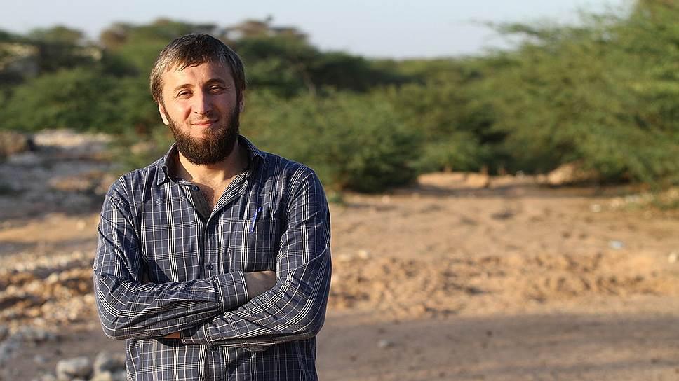 Исламский проповедник Исраил Ахмендабиев