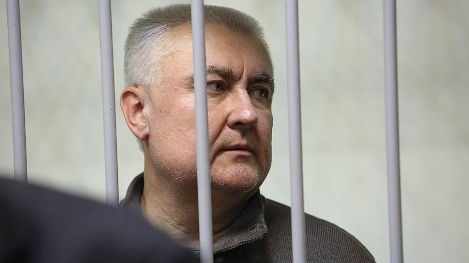 Бывший глава Свердловской ЖД Алексей Миронов