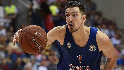 Нандо де Коло пожелал быть в другом месте // Лидер баскетбольного ЦСКА больше не будет играть за армейцев