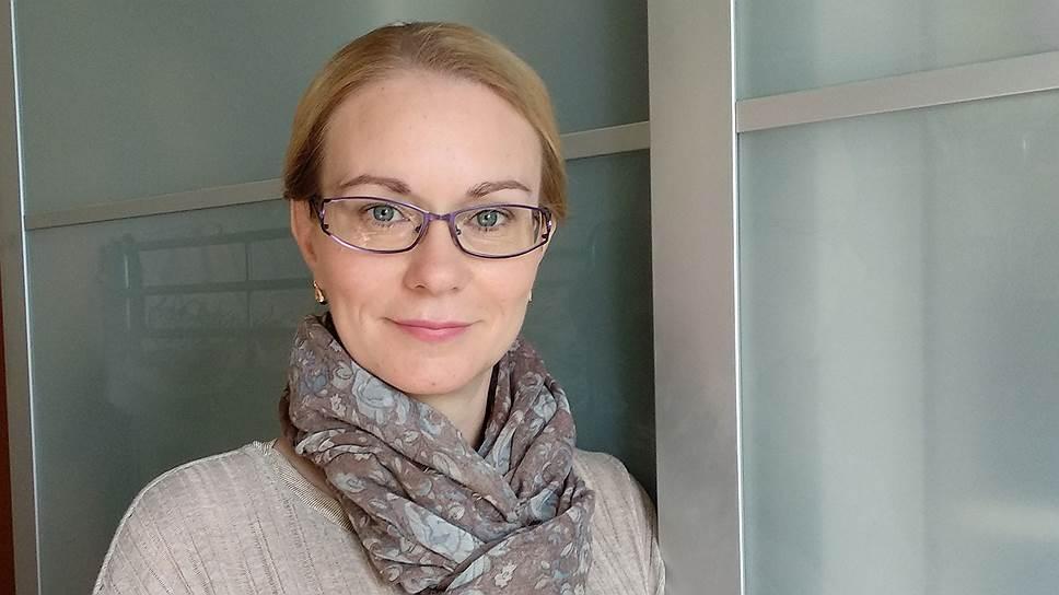 Юрист московского центра лечебной педагогики Елена Заблоцкис