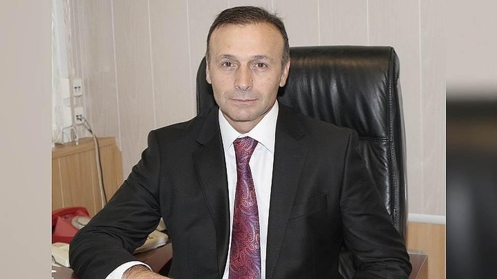Бывший министр культуры Карачаево-Черкесии Уали Евгамуков