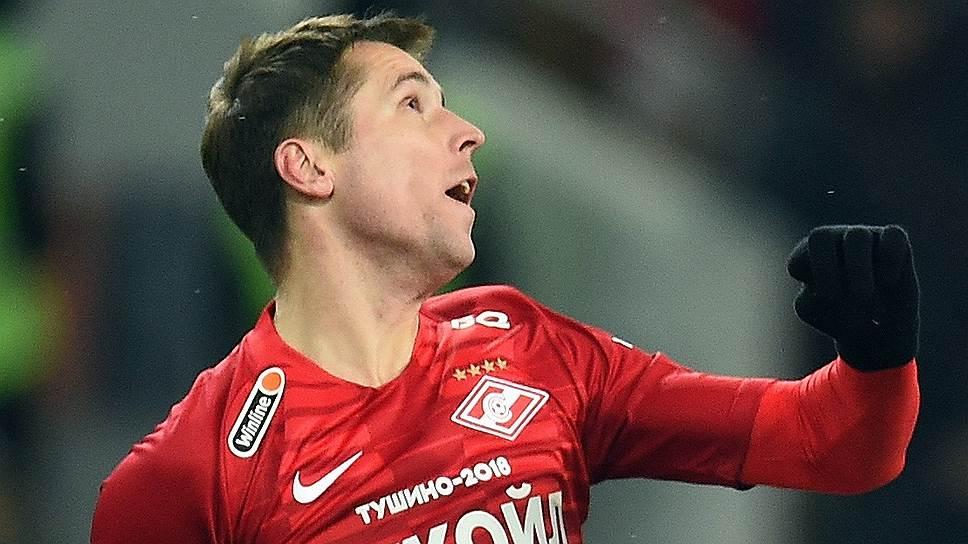 Футболист Дмитрий Комбаров