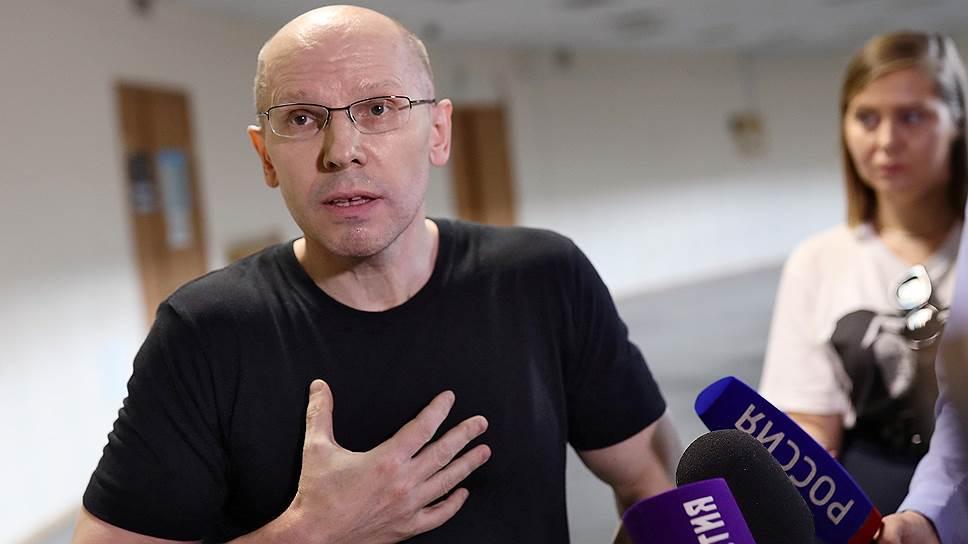 Журналист Игорь Рудников