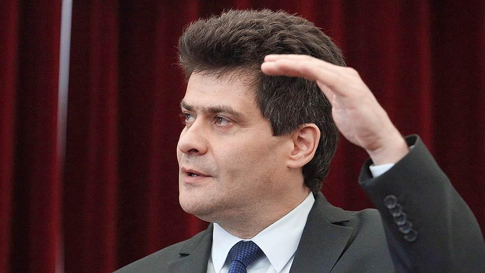 Глава Екатеринбурга Александр Высокинский