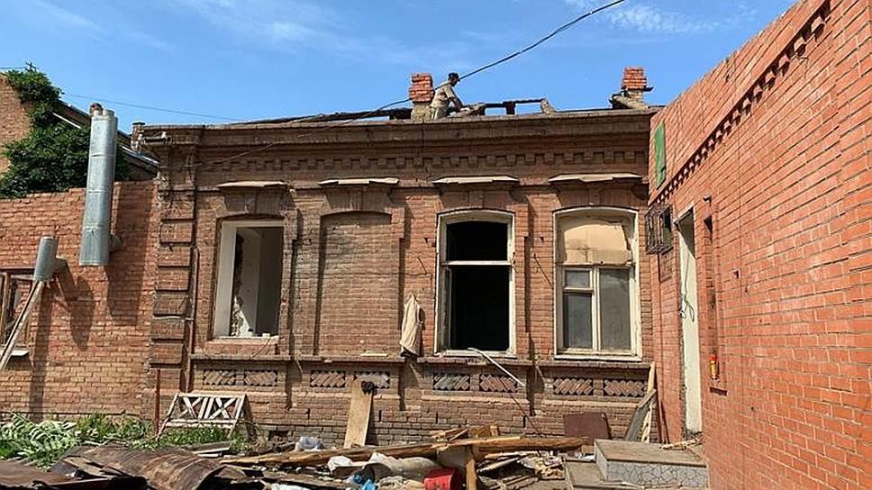 Как в Краснодаре пытаются спасти дом конца XIX века