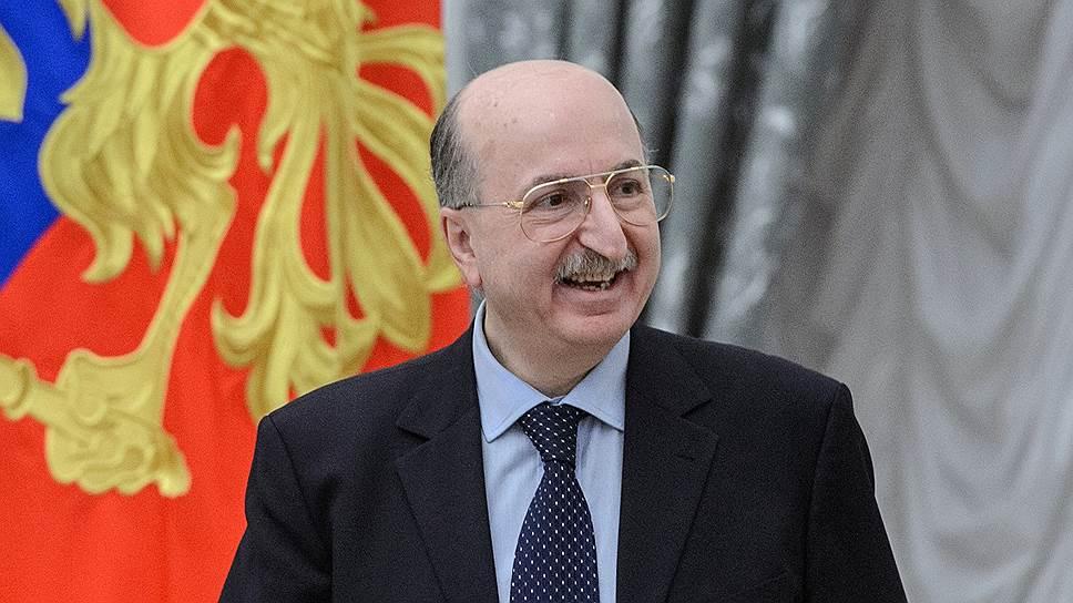 Бизнесмен Давид Якобашвили