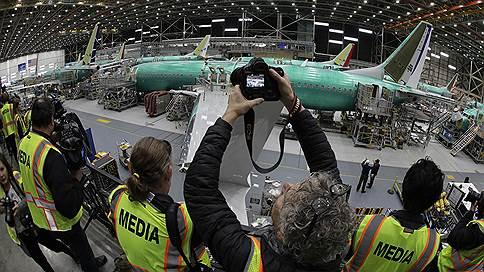 Boeing паркует 737 MAX, где может