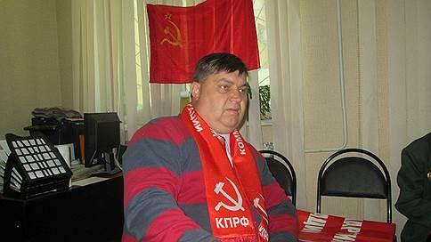 Саратовский депутат помог сыну голодовкой // Коммунист Дмитрий Сорокин протестует против дела о наркотиках