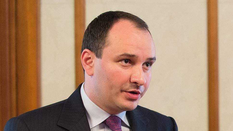 Гендиректор и предправления «Интер РАО» Борис Ковальчук
