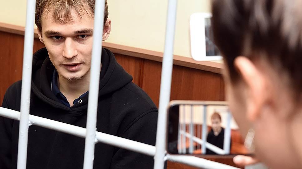 Аспирант МГУ Азат Мифтахов
