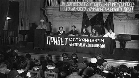 Фотофакт  / С чьей помощью Ленинград подтягивался до уровня Москвы