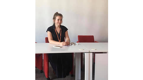Смотрите, кто пришёл: Дарья Костина (шеф-редактор «Коммерсантъ FM»)