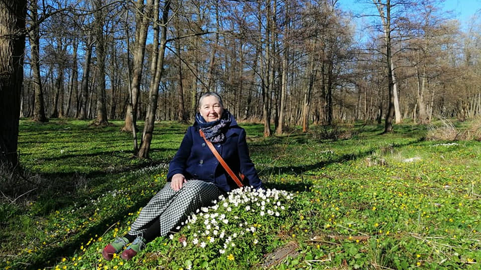 Глава калининградской общественной организации «Экозащита!» Александра Королева