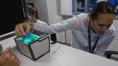 Биометрия по размеру  / Депутаты одобрили разделение сроков сбора биометрических данных для крупных и небольших банков