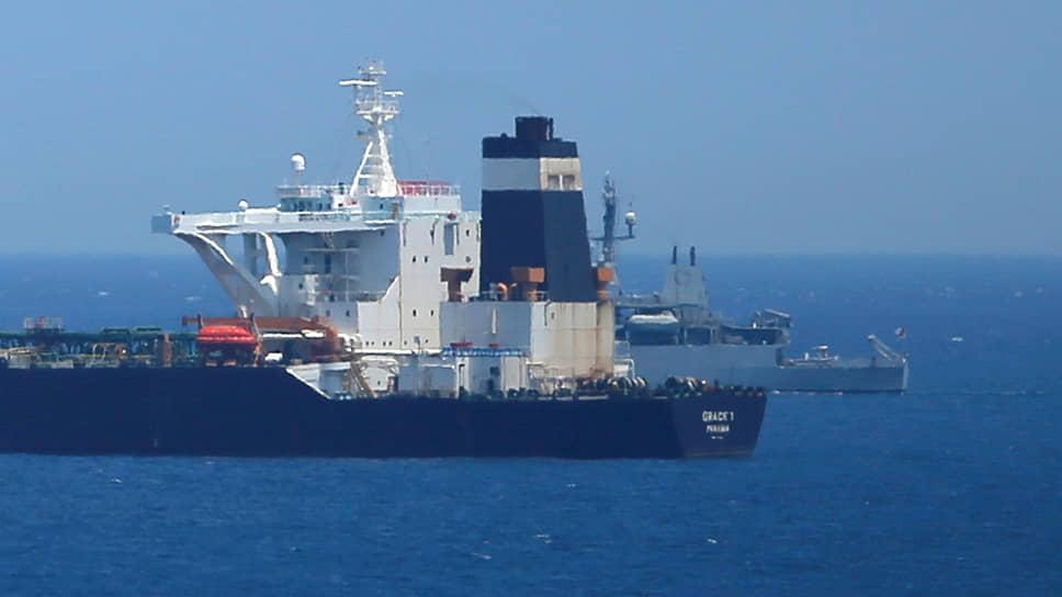 Как Великобритания обвинила Иран в попытке задержать ее танкер