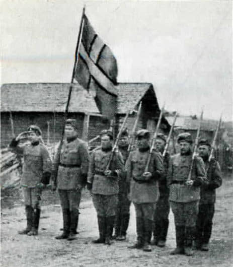 Коммерсантъ – Исчезнувшая страна – 100 лет Республике Ингрия