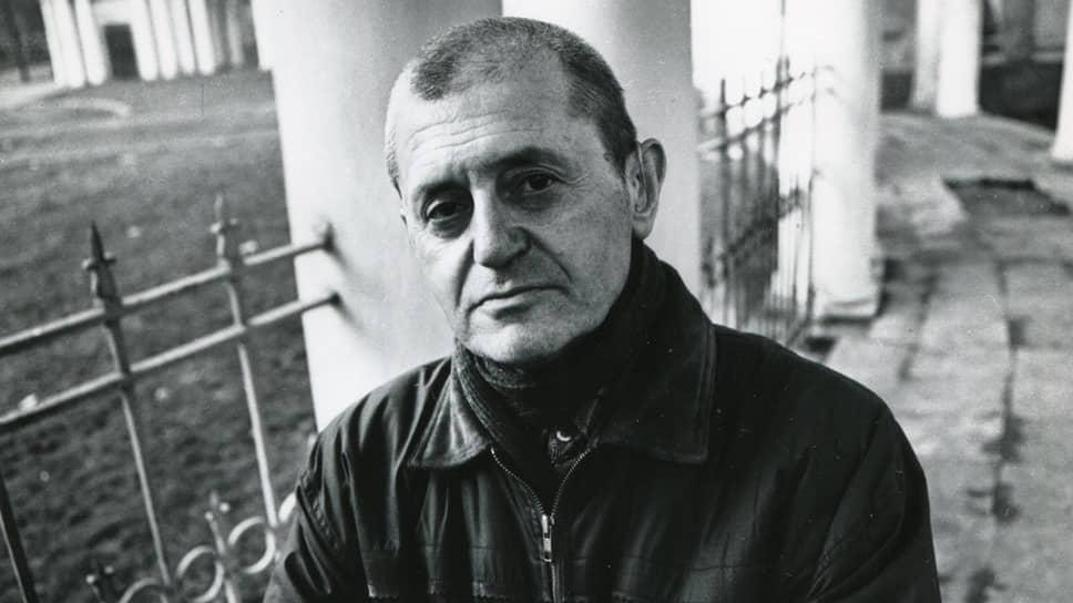 Поэт-шестидесятник Виктор Соснора
