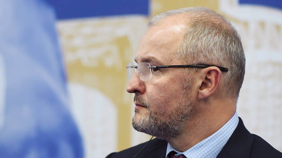 Бизнесмен Роман Троценко