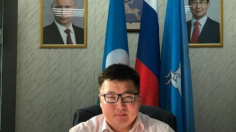 Мэр Вилюйска Ньургустан Афанасьев