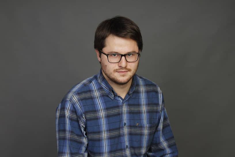Юрист правозащитной инициативы «Гражданин и армия» Арсений Левинсон