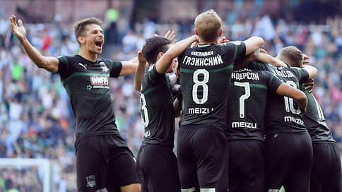 «Краснодару» не повезло с квалификацией // В третьем отборочном раунде Лиги чемпионов ему выпало играть с «Порту»