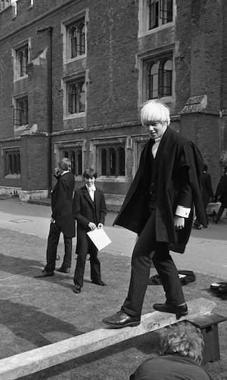 Борис Джонсон родился 19 июня 1964 года в Нью-Йорке. По линии отца он приходится родственником британским монархам, по материнской — имеет российские корни. Некоторое время семья Джонсонов жила в Нью-Йорке, потом отец, известный литератор Стэнли Джонсон, был избран в Европейский парламент от Консервативной партии. Юный Борис жил то в Англии, то в Бельгии