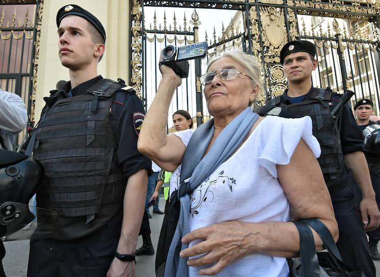 Мэр Москвы Сергей Собянин перед началом митинга предупредил о возможных «серьезных провокациях» и добавил, что порядок в городе во время акции «будет обеспечен в соответствии с действующим законом»