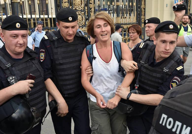 Задержаны более 1000 человек