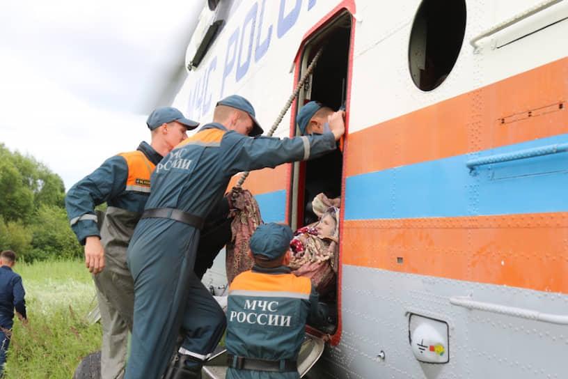 Вода затопила около 11 тыс. домов в 109 населенных пунктах Иркутской области