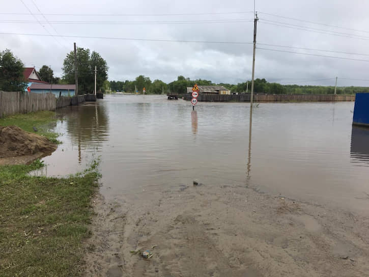 Аналогичные меры вводились в период ЧС во время наводнения в 2013 году