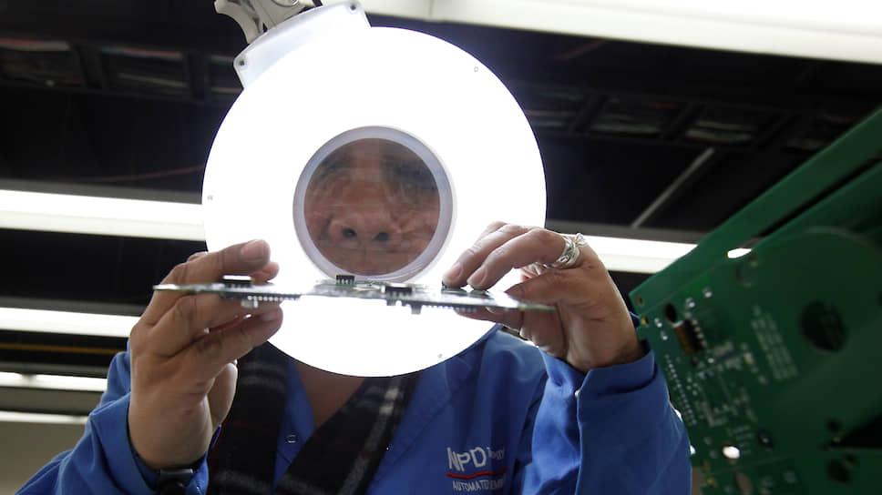 Сверхдержавы меряются микрочипами
