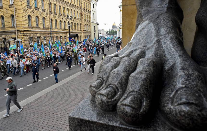 Праздничные мероприятия в Санкт-Петербурге