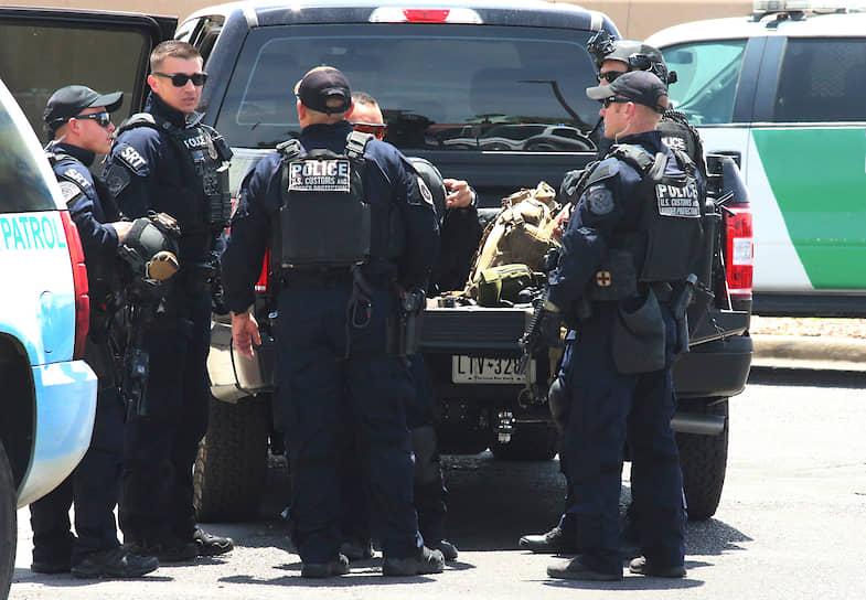 По подозрению в совершении преступления задержан 21-летний житель Далласа Патрик Крузиус