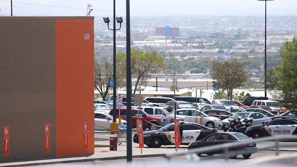 3 августа неизвестный открыл стрельбу в торговом центре Walmart в американском городе Эль Пасо, штат Техас