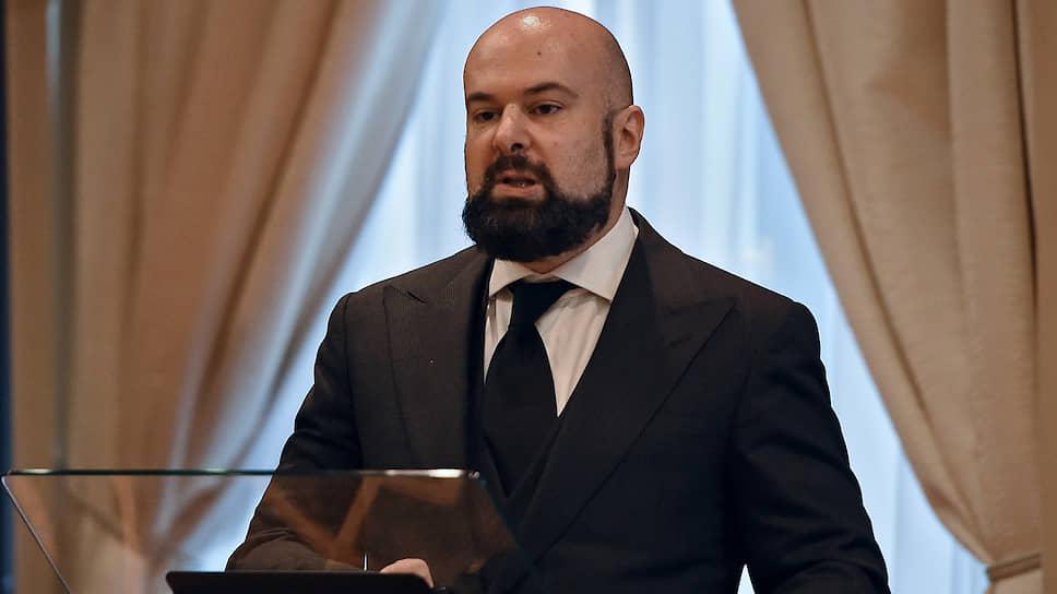 Бывший заместитель гендиректора «Аэрофлота» Вадим Зингман