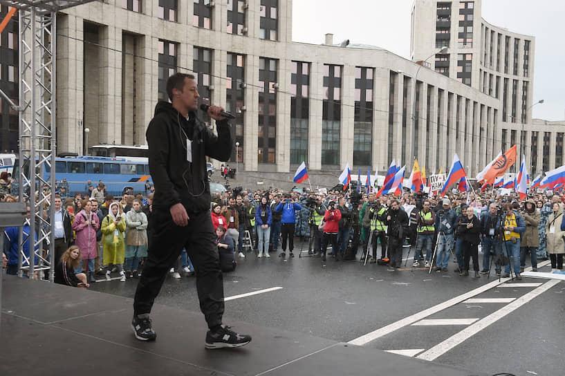Группа «Кровосток» исполнила песню «Душно»: «Я люблю Россию, Россия любит меня, мы поможем друг другу кончить»