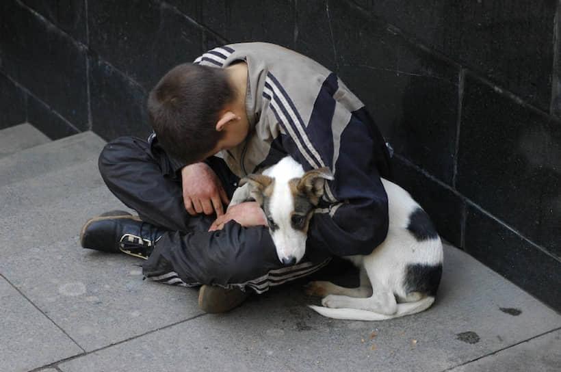 Adidas — второй лучший друг человека <br>Санкт-Петербург, 2006 год