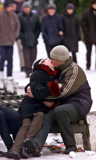 Одежда Adidas как любовь: у многих есть, но только у некоторых настоящая <br>Липецк, 2003 год