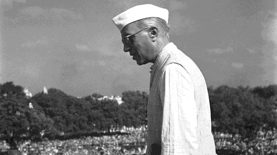 Премьер-министр Индии Джавахарлала Неру, 1947 год