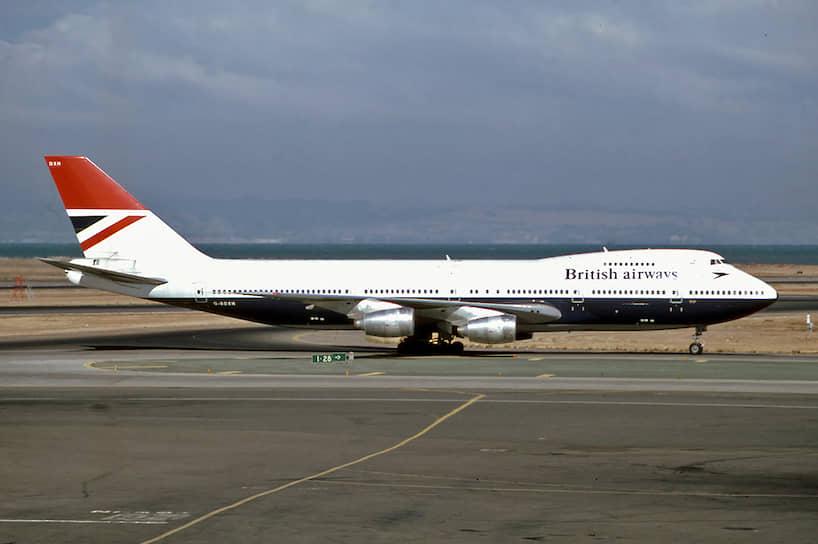 24 июня 1982 года Boeing 747-236B авиакомпании British Airways, летевший по маршруту Лондон—Бомбей—Мадрас—Куала-Лумпур—Перт—Мельбурн—Окленд, через несколько минут после вылета попал в облако вулканического пепла. Из-за этого у самолета один за другим заглохли все четыре двигателя