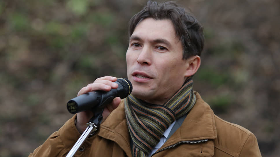 Руководитель поисковиков, глава пермского «Мемориала» Роберт Латыпов